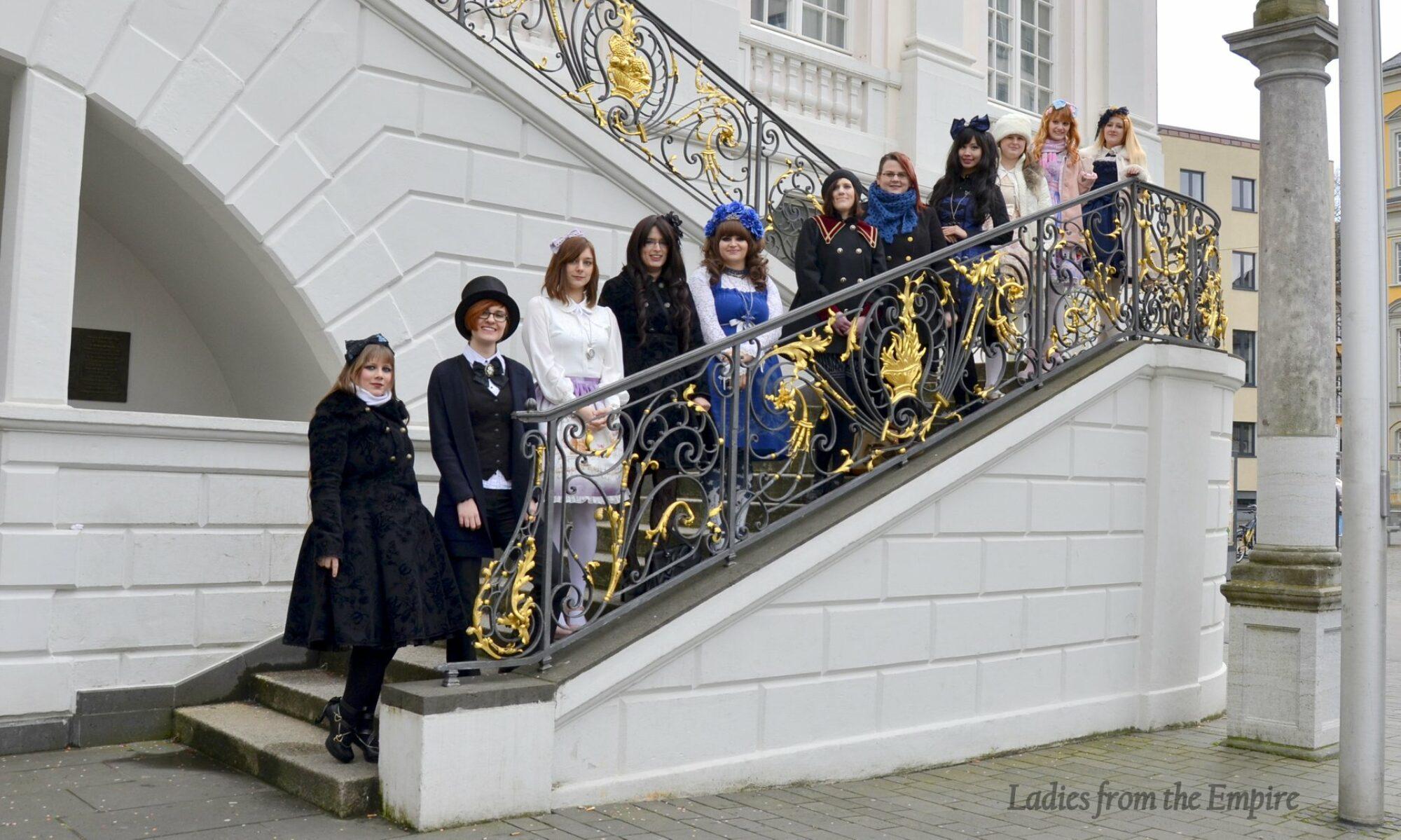 Empire Ladies